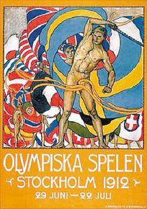 1912斯德哥尔摩奥运会