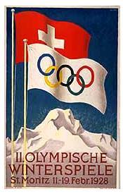 1928圣莫利茨冬奥会会徽